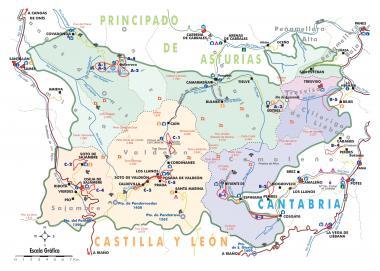 PICOS DE EUROPA (TURISMO MONTAÑA RIAÑO)
