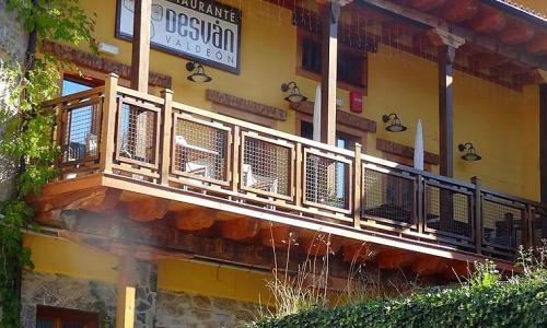 Restaurante Desván Valdeón
