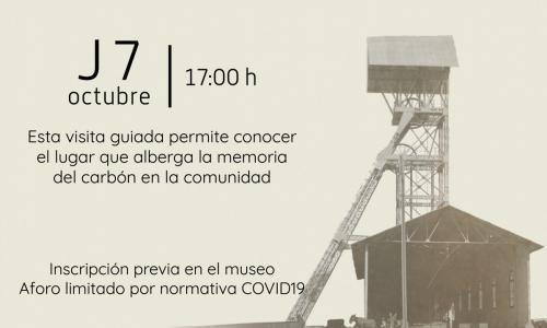 Visita especial al Archivo Histórico Minero de Castilla y León.