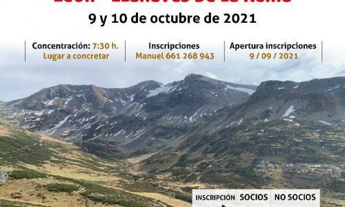 Circuito especial de Montaña.