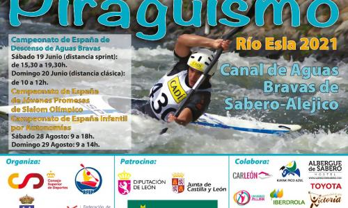 Campeonato Aguas Bravas