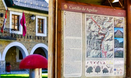 Castillo de Aquilare