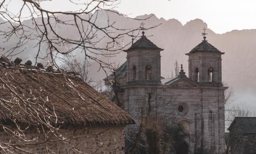Imagen de La catedral de la montaña