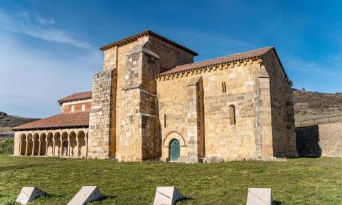 Imagen de San Miguel de Escalada