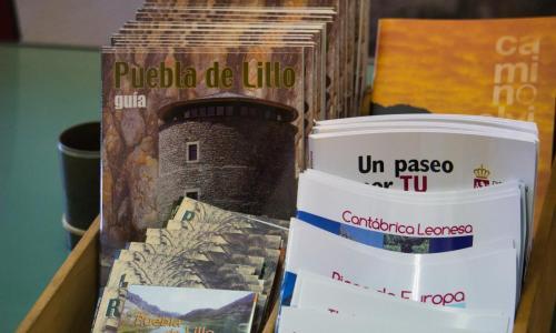 Oficina de Información Turística de  Puebla de Lillo