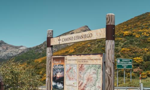Etapa 4B Camino Lebaniego: