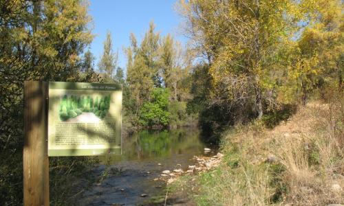 PR-LE 56: Por el río Porma
