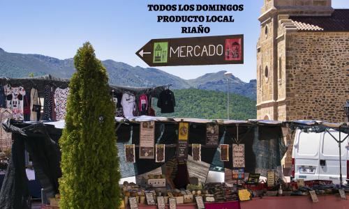 MERCADO LOCAL RIAÑO