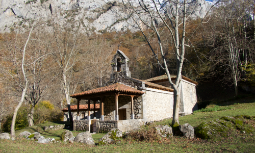 Imagen de La ermita de Corona