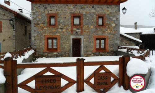 Casa Rural Cinco Leyendas