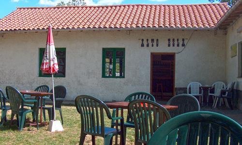 Camping Alto Esla