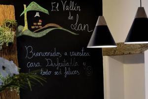 """Casa Rural  """"El Vallín de Lan""""0"""