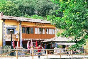 """Restaurante """"La taberna"""" (Albergue turístico de Caín)1"""