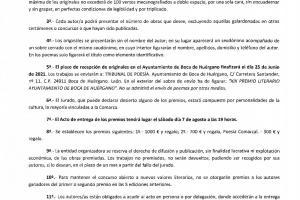 XIX Certamen de Poesía1