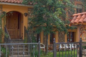 Casa Rural Aldarón0