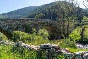 """Puente de """"Los campos de Lugueros""""0"""