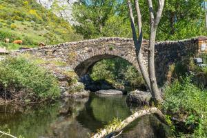 Puente de Cerulleda. La puente de Arriba3