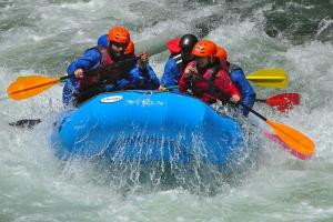Kayak Pico Azul: Agua3