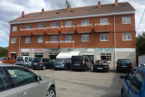 Hotel La Alegría4