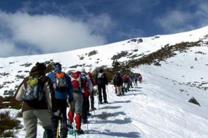 Pormaventura: Nieve1