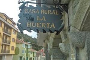 Casa Rural La Huerta0