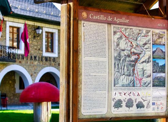 Ruta Castillo Aquilare