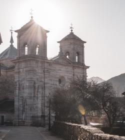 La catedral de la montaña