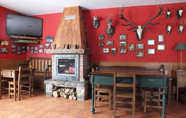 Restaurante El sabinar de Crémenes2