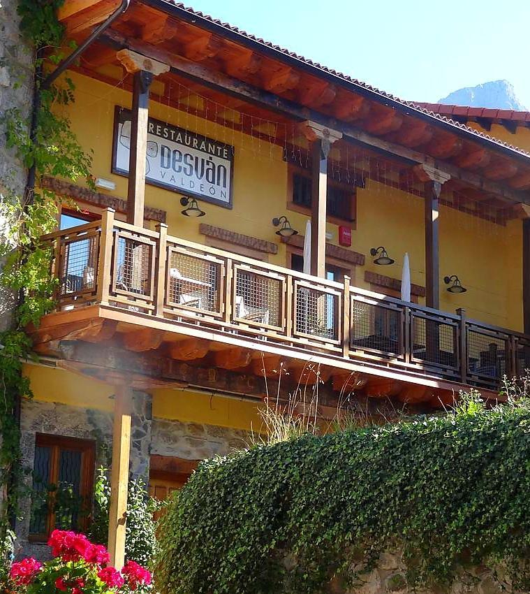 Restaurante Desván Valdeón0