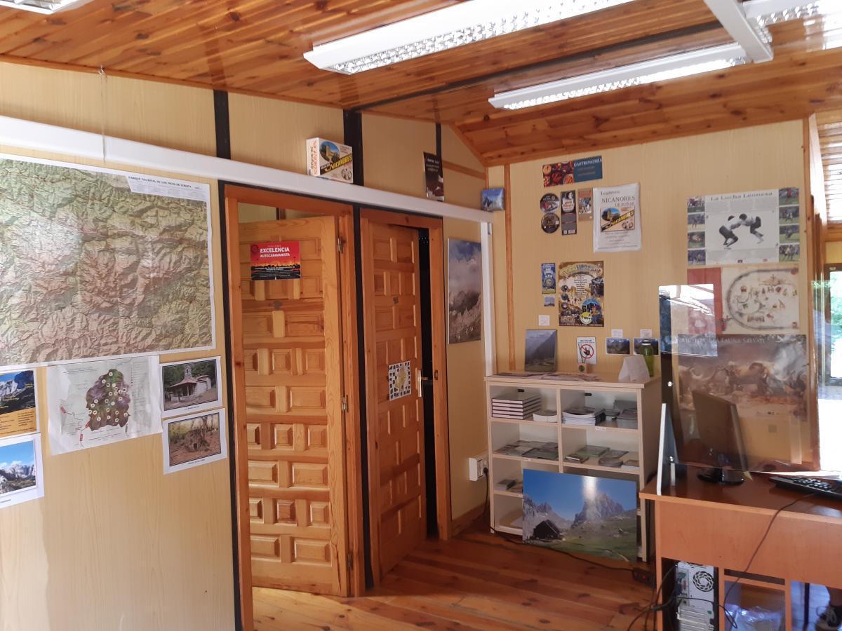 Oficina de Información Turística de Posada de Valdeón1