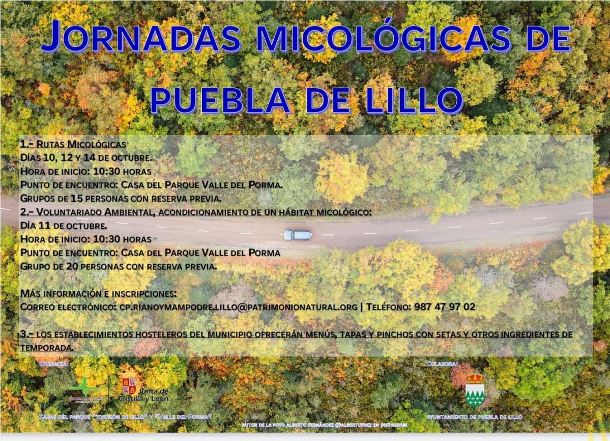 Jornadas micológicas de Puebla de Lillo.0
