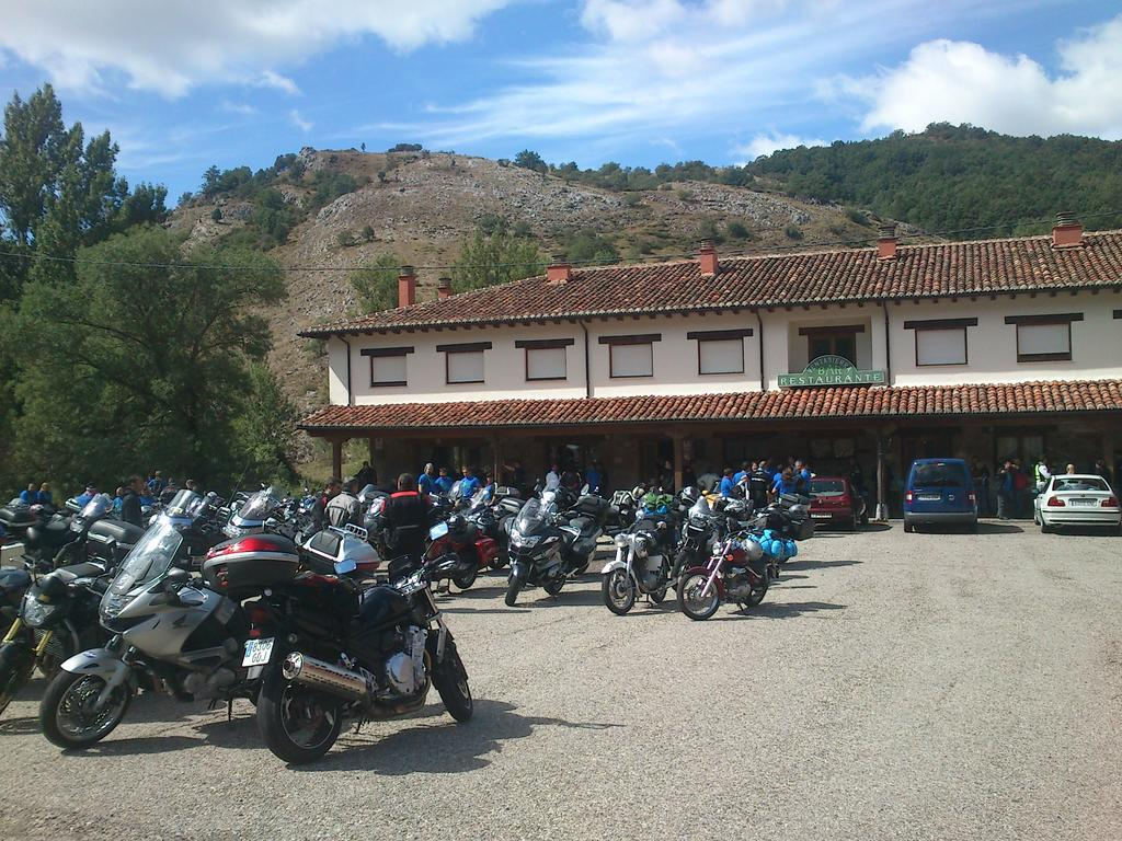 Hostal Restaurante Ventasierra0