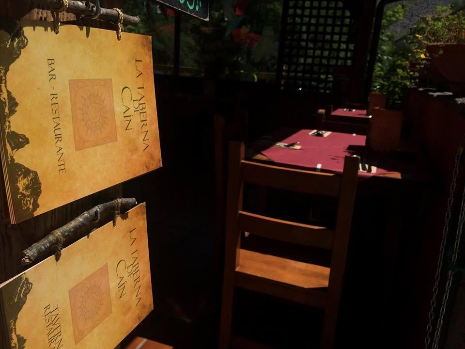 """Restaurante """"La taberna"""" (Albergue turístico de Caín)2"""