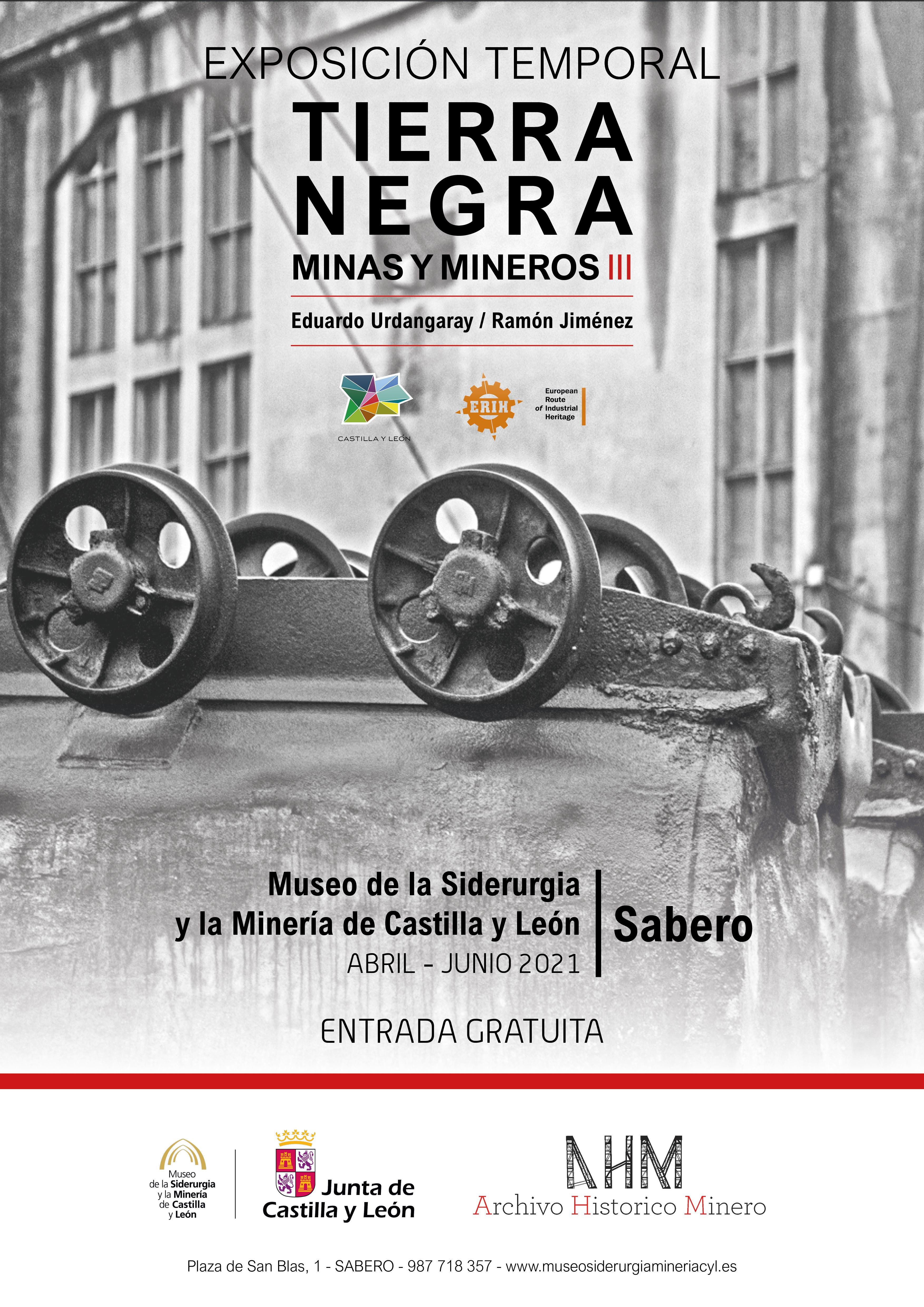 Museo de la Mineria y Siderurgia ( Exposición Temporal)0