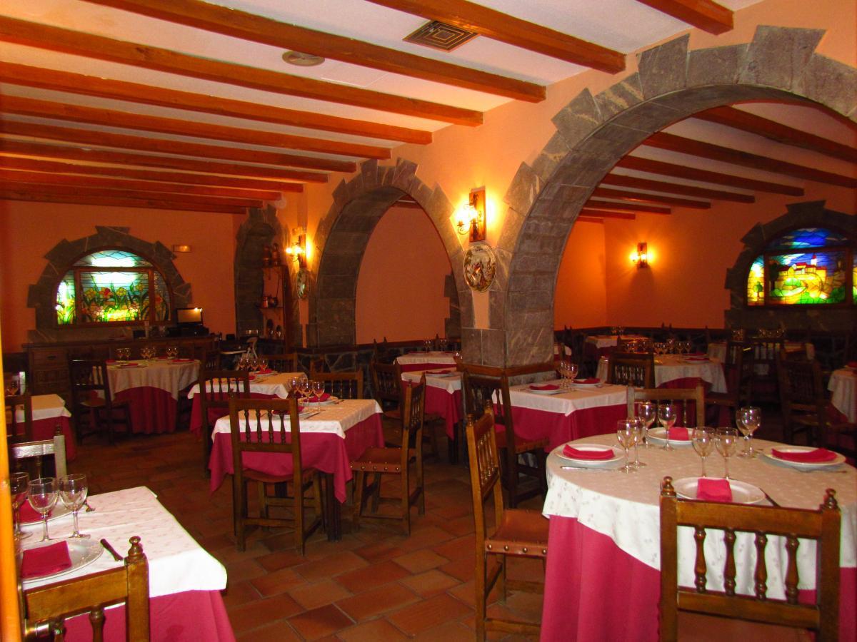 Hotel San Glorio1