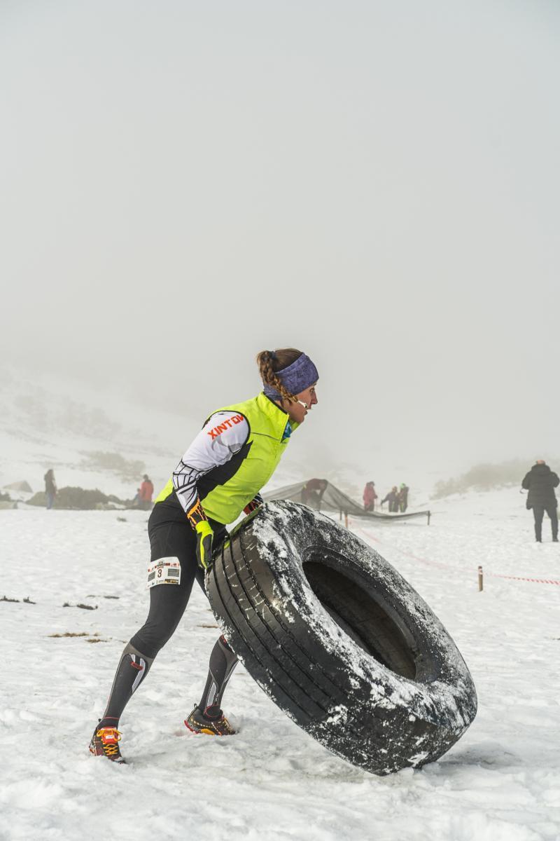 Tamárica Warrior Snow: San Isidro4