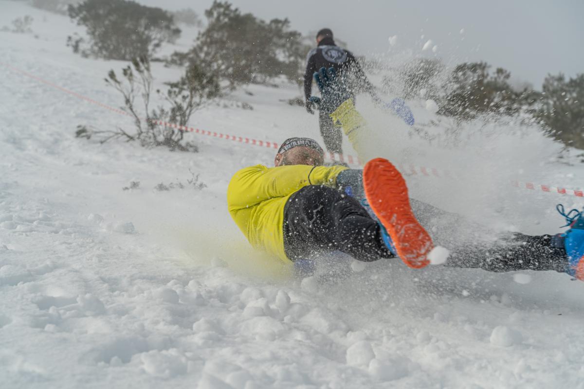 Tamárica Warrior Snow: San Isidro2