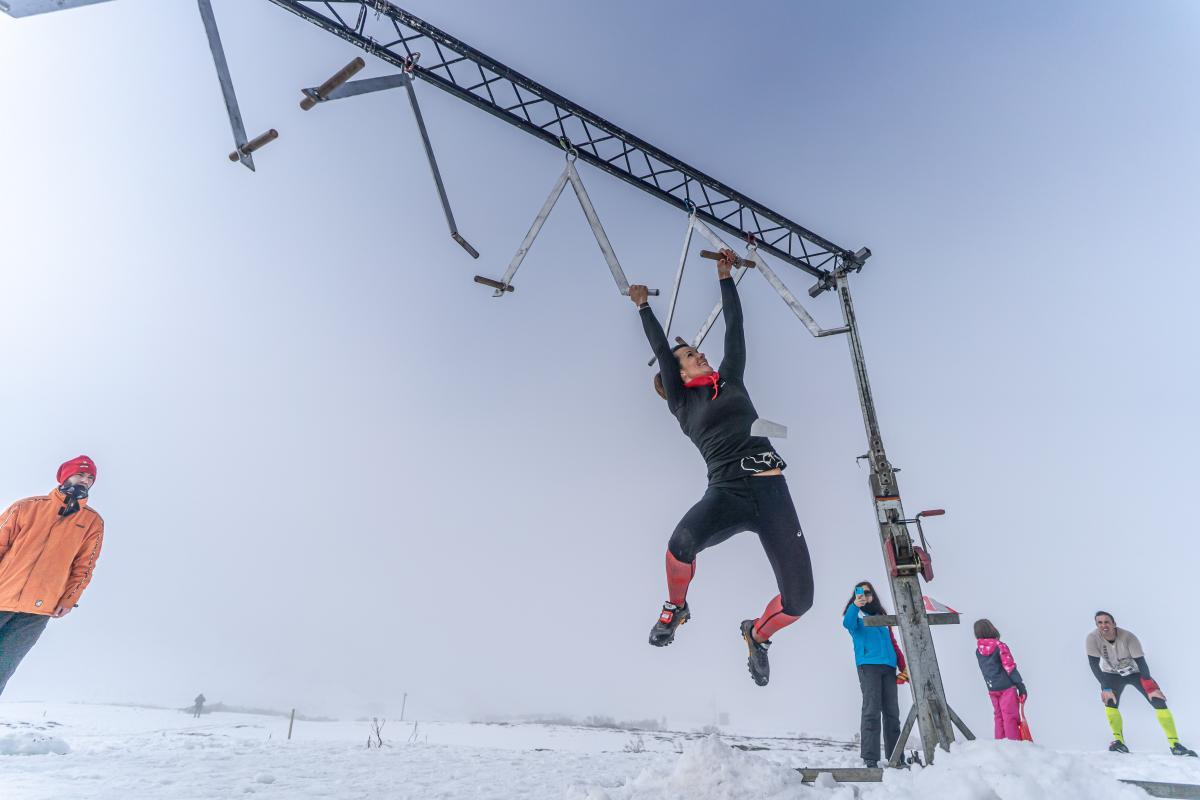 Tamárica Warrior Snow: San Isidro0