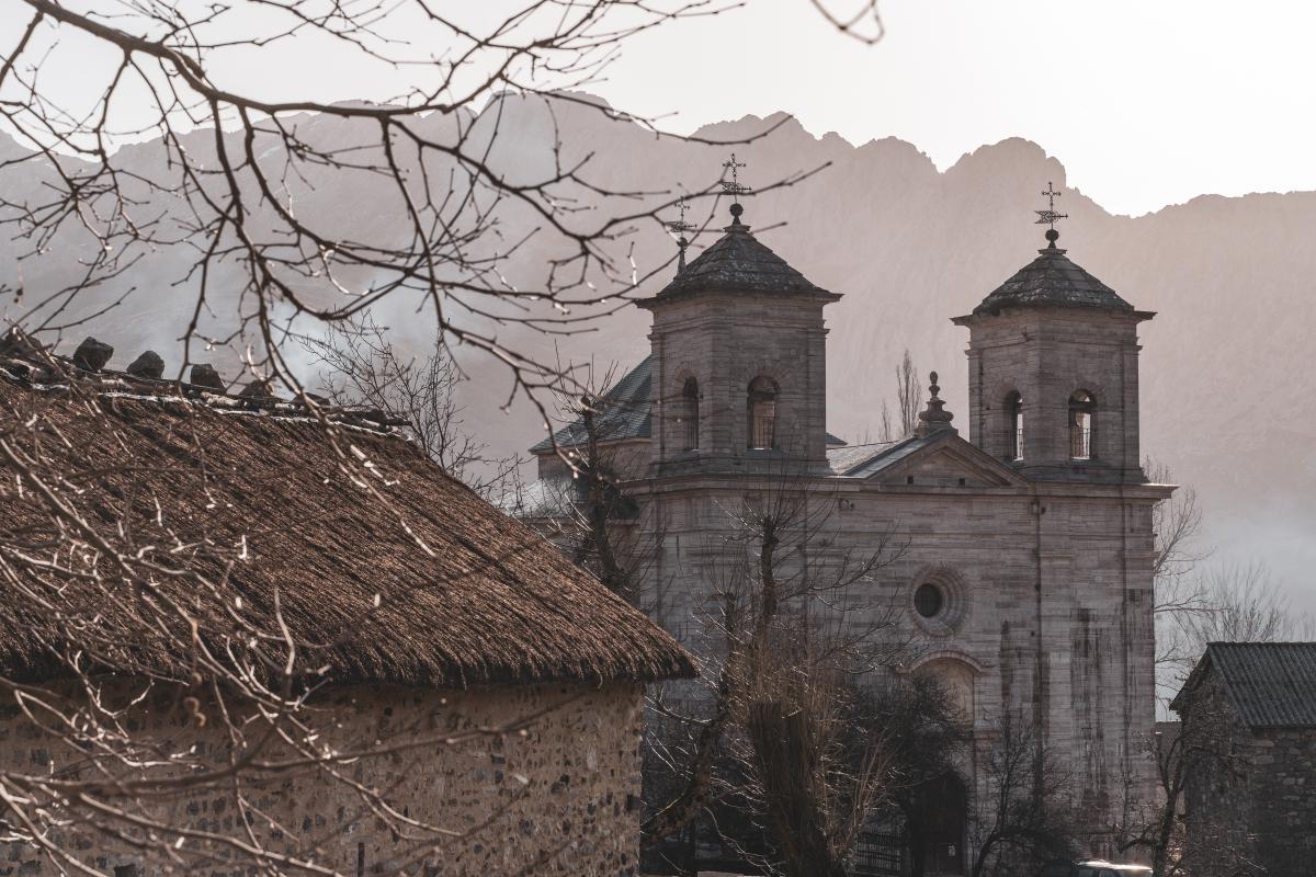 La catedral de la montaña0