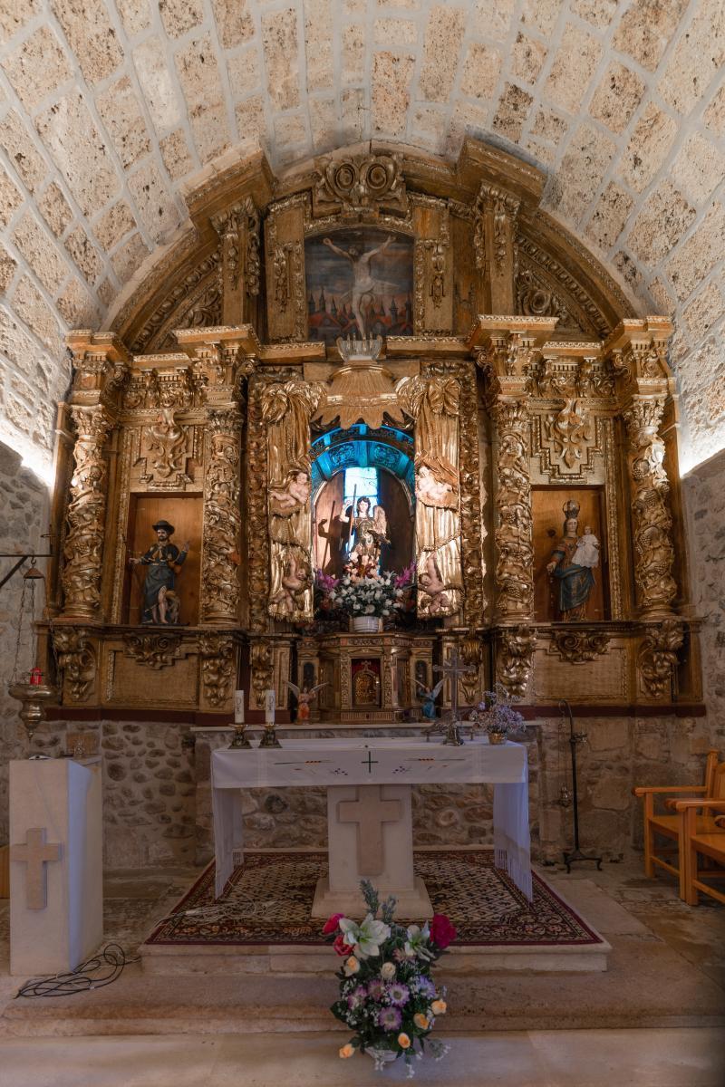 Iglesia de la Aparición de San Miguel0