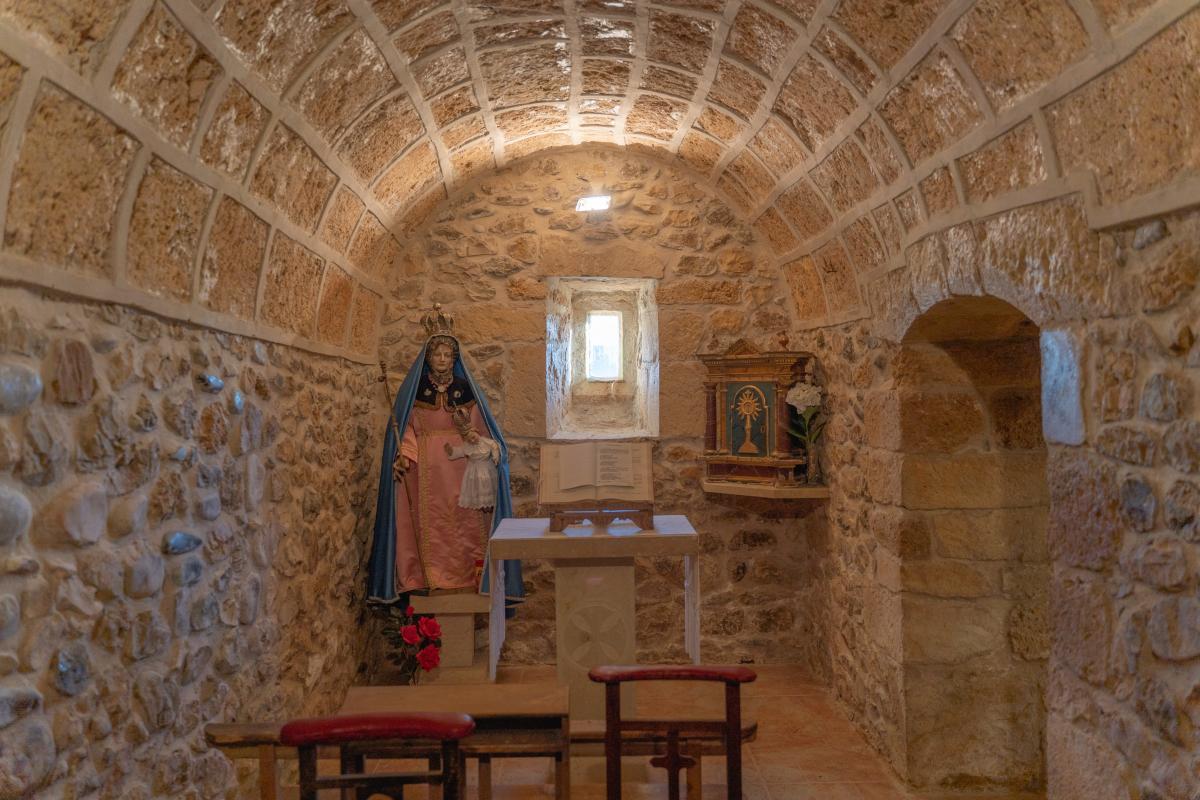 """Iglesia de la """"Aparición de San Miguel""""1"""