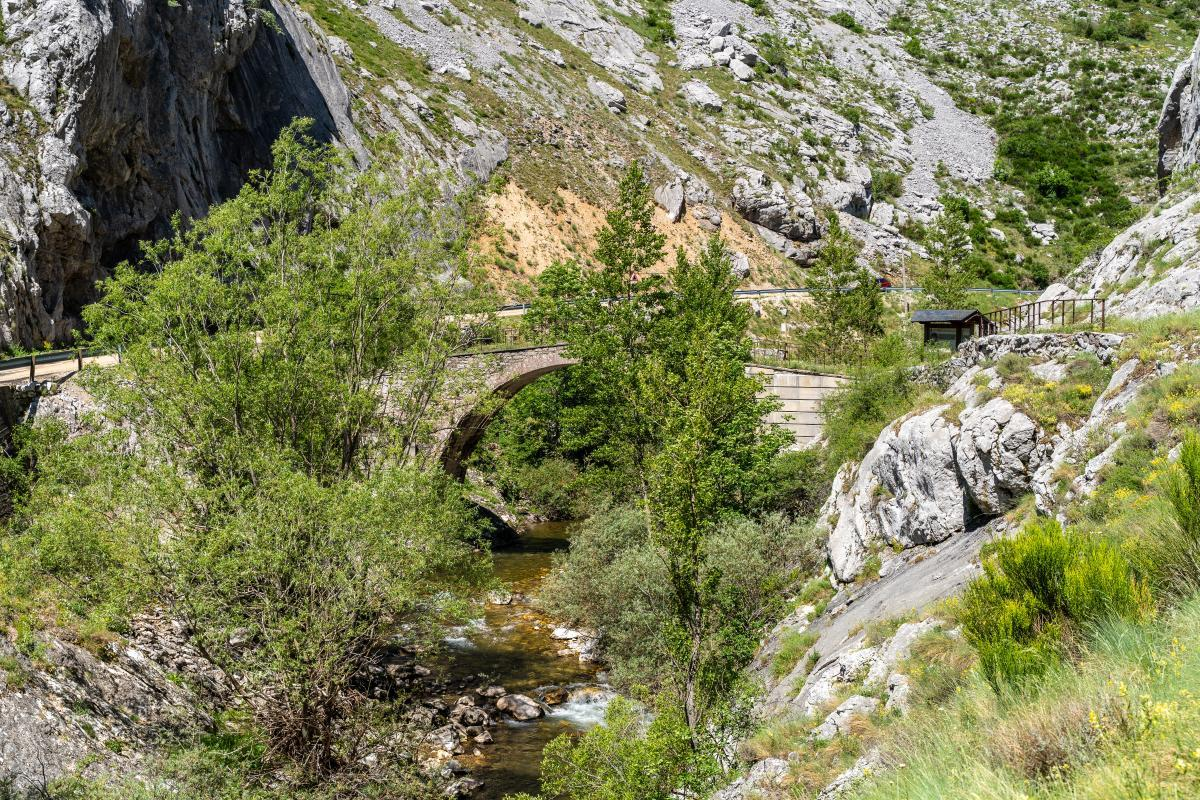 """Puente del """"Ahorcado"""", o de """"Los Verdugos""""3"""