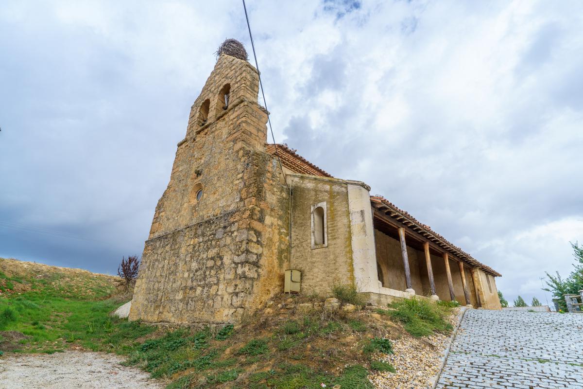 Iglesia de Nuestra Señora de la Asunción de Villarmún2