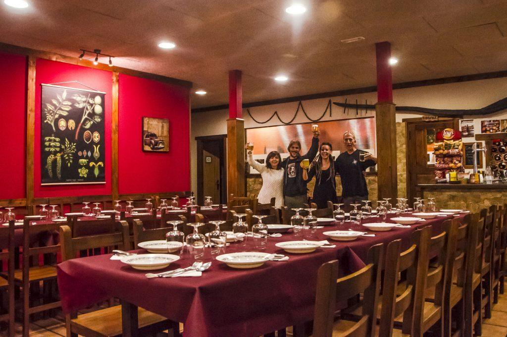 """Restaurante """"La taberna"""" (Albergue turístico de Caín)0"""