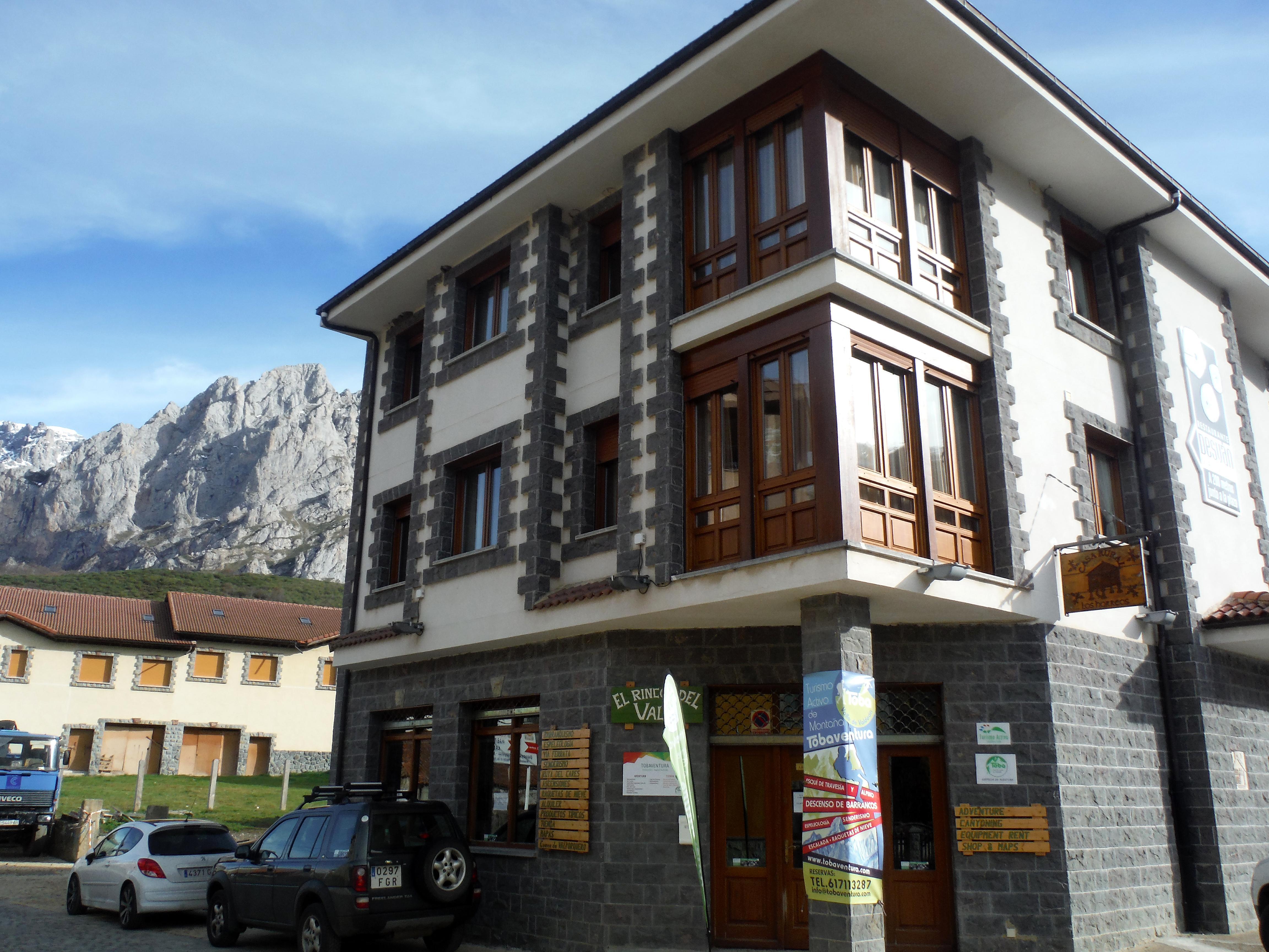 Casa Rural Los Hórreos0