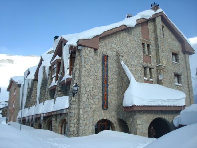 Hotel San Glorio0