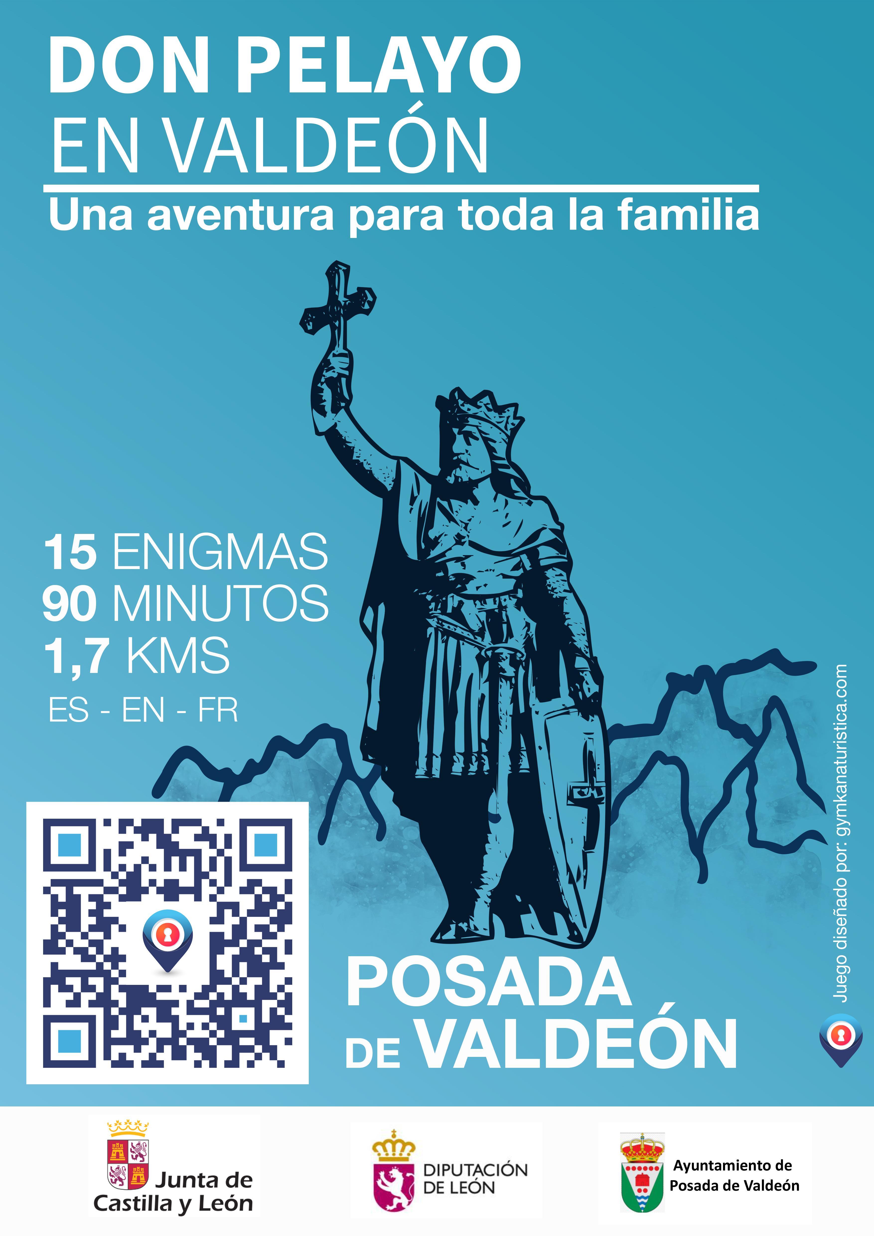 Don Pelayo en Valdeón0