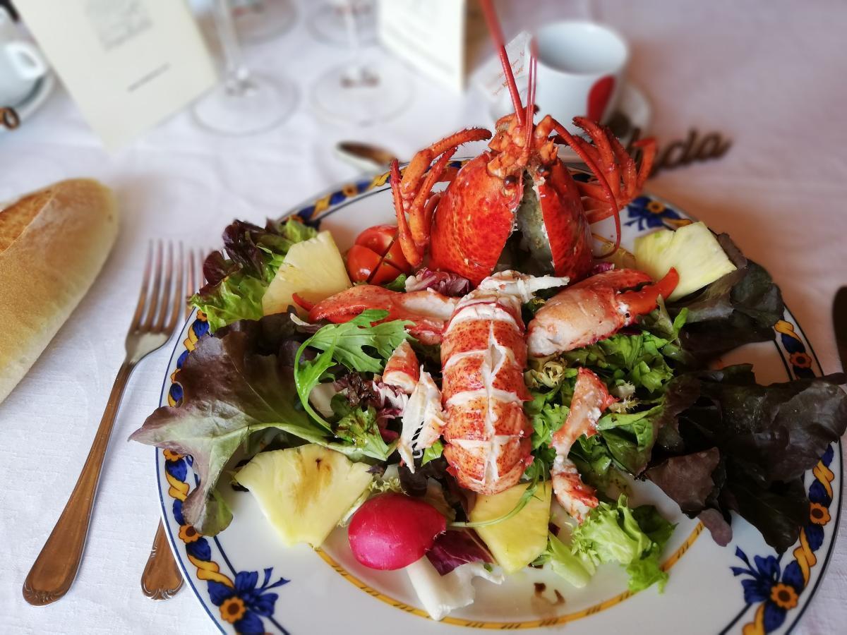 Restaurante Hotel Presa1
