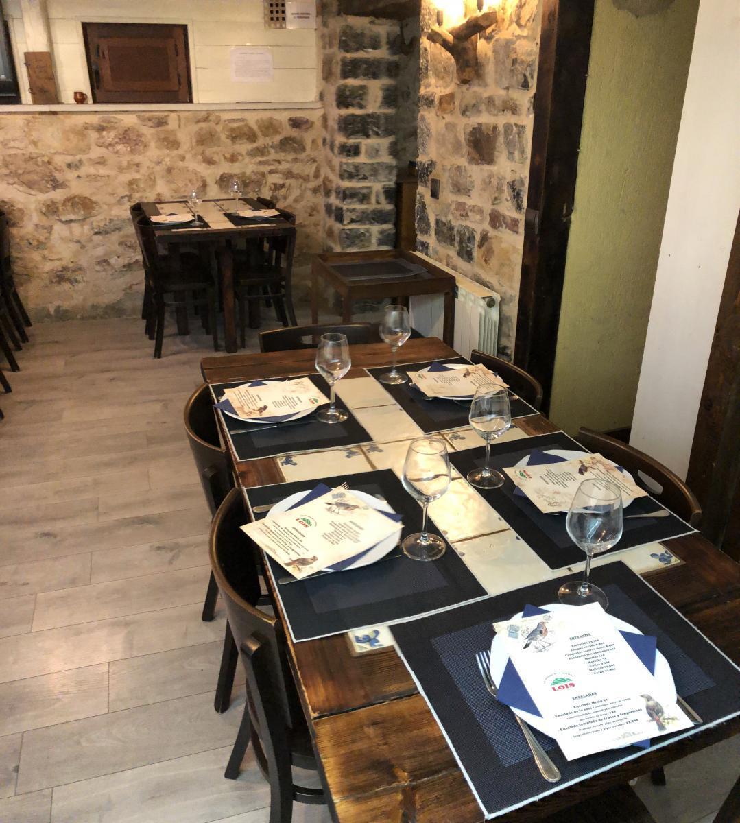 Restaurante La Catedral de la Montaña0