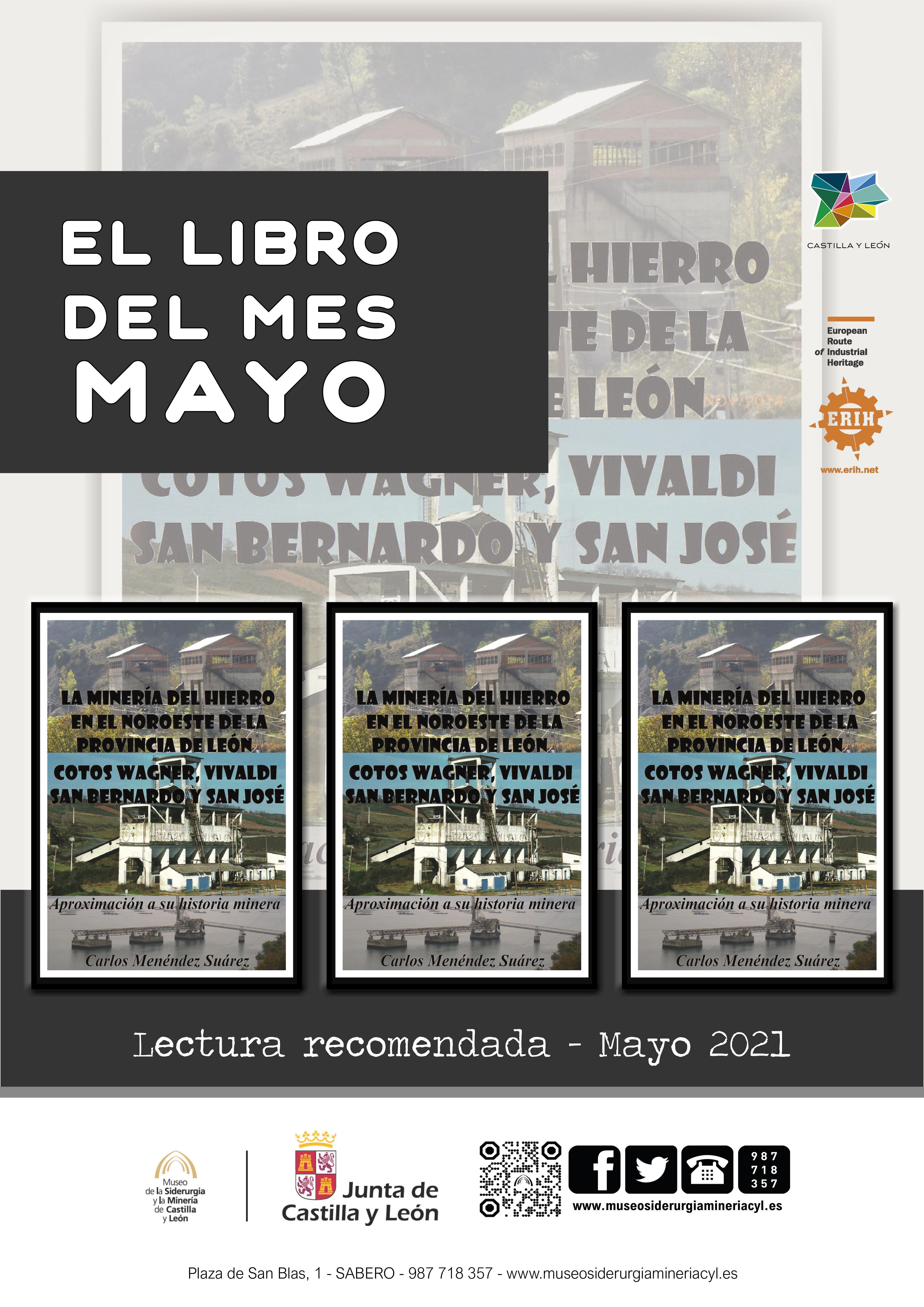 Museo de la Siderurgia y Minería / El libro del Mes0
